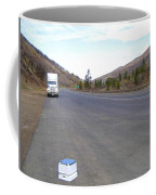 Porta Potty Rest Area Coffee Mug