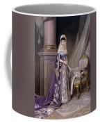 Portait Of Empress Maria  Fyodorovna Coffee Mug