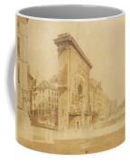 Porte St Denis, Paris Coffee Mug