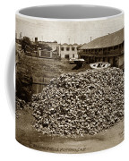 Porter Bro's. Pioneer Preparers Of Abalone Steaks. Monterey Circa 1920 Coffee Mug