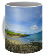 Porthcurnik Beach Cornwall Coffee Mug