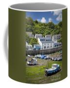 Porthleven Harbor - Low Tide Coffee Mug