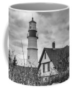 Portland Head Light 14431b Coffee Mug