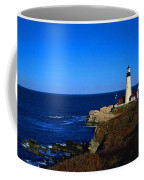 Portland Head Light Panoramic View Coffee Mug