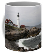 Portland Head Light - M E Coffee Mug