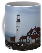 Portland Head Lighthouse 8529 Coffee Mug
