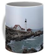 Portland Head Lighthouse 8557 Coffee Mug