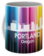 Portland Or 2 Coffee Mug