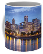Portland Skyline Pm2 Coffee Mug