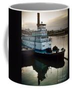 Portland Steam Sternwheeler  Tugboat Coffee Mug