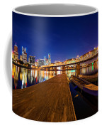 Portland Under The Stars Coffee Mug