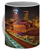 Portland Union Train Station Two Coffee Mug