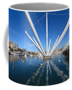 Porto Antico In Genova Coffee Mug
