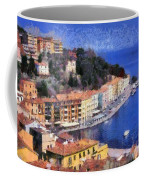 Porto Stefano In Italy Coffee Mug