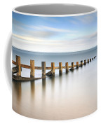 Portobello Groynes Coffee Mug
