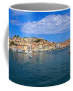 Portoferraio - View From The Sea Coffee Mug