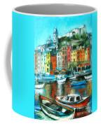 Portovenere Coffee Mug