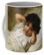 Portrait De Marie-louise  Coffee Mug