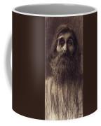 Portrait Of A Bearded Man Coffee Mug