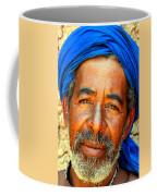 Portrait Of A Berber Man  Coffee Mug by Ralph A  Ledergerber-Photography