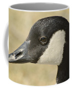 Portrait Of A Canadian Goose  Coffee Mug