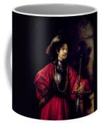 Portrait Of A Man In Military Costume Coffee Mug