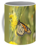 Portrait Of A Monarch Coffee Mug