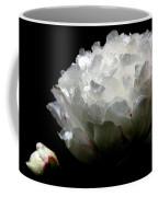 Portrait Of A Peony Coffee Mug
