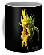 Portrait Of A Sunflower Coffee Mug
