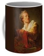 Portrait Of A Young Artist Coffee Mug