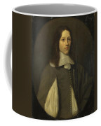 Portrait Of A Young Man In Grey Coffee Mug