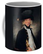 Portrait Of A Young Midshipman, C.1796 Coffee Mug