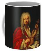 Portrait Of Antonio Vivaldi Coffee Mug