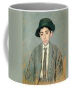 Portrait Of Charles Dikran Kelekian Coffee Mug