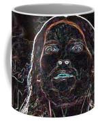 Portrait Of Christ Coffee Mug