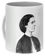 Portrait Of Clara Barton Coffee Mug