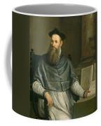 Portrait Of Daniele Barbaro Coffee Mug
