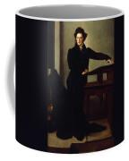 Portrait Of Eduard Gans 1829 Coffee Mug