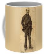 Portrait Of Ezequiel Boixet Coffee Mug