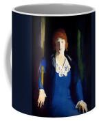 Portrait Of Florence Pierce Coffee Mug