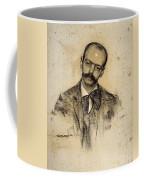 Portrait Of Gabriel Alomar Coffee Mug