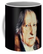 Portrait Of Georg Wilhelm Friedrich Hegel Coffee Mug