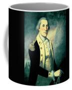 Portrait Of George Washington Coffee Mug by James the Elder Peale
