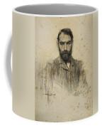 Portrait Of Gustave Violet Coffee Mug