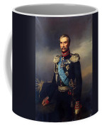 Portrait Of Illarion Vasilyevich Vasilchikov Coffee Mug