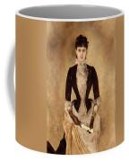 Portrait Of Isabella Reisser Coffee Mug