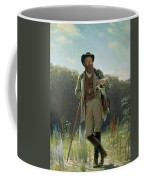 Portrait Of Ivan Ivanovich Shishkin Coffee Mug