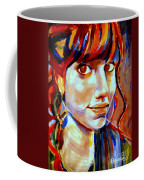 Portrait Of Ivana Coffee Mug