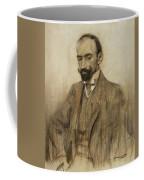 Portrait Of Jacinto Benavente Coffee Mug