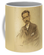 Portrait Of Jacinto Octavio Picon Coffee Mug